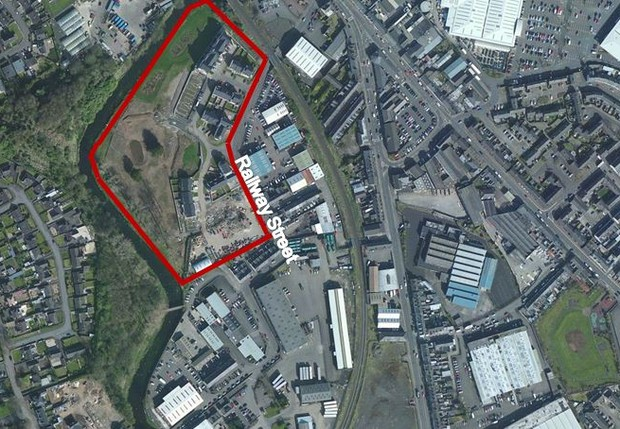 Residual Lands at Phoenix Fields, Railway Street, Ballymena, County Antrim, BT42 2AQ