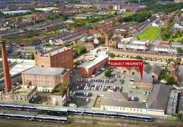 Block 3, Jennymount Business Park, North Derby Street,, Belfast, County Antrim, BT15 3HL