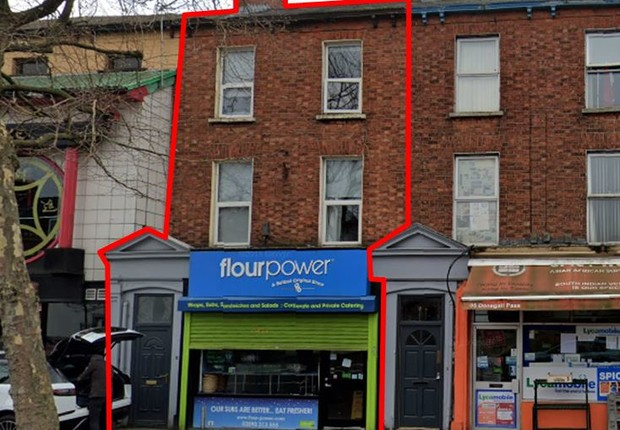 39 – 41 Donegall Pass, Belfast, County Antrim, BT7 1DQ