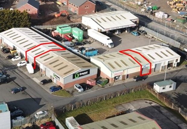 Units 3 & 8 Edgar Industrial Estate, Comber Road, Carryduff, County Down, BT8 8AN