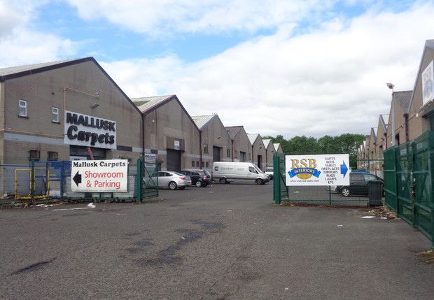 Highgate Business Park, Trench Road, Mallusk, County Antrim, BT36 4TY