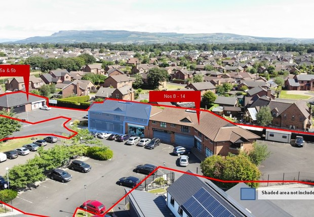 5A, 5B And 8 – 13A Anderson Avenue, Limavady, County Londonderry, BT49 0TF