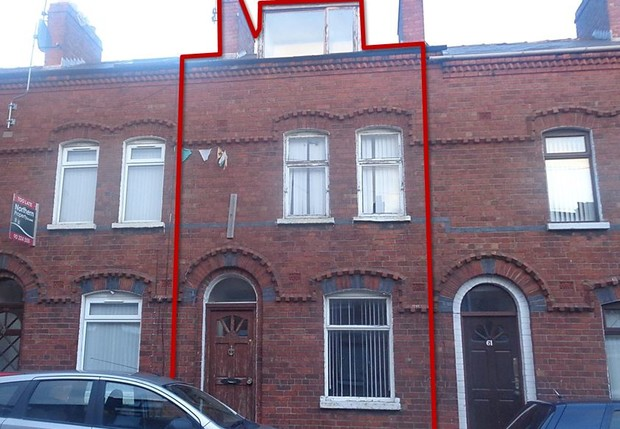 63 Earlscourt Street, Belfast, County Antrim, BT12 7AS
