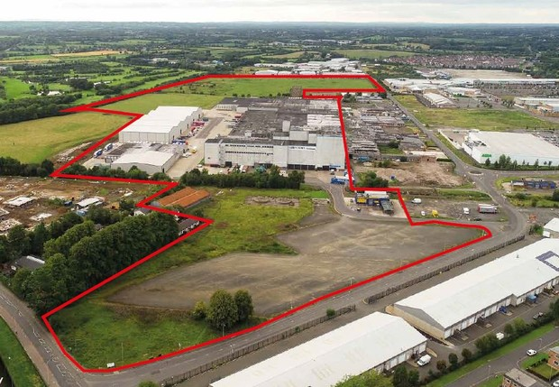 Antrim Business Park, Kilbegs Road, Antrim, County Antrim, BT41 4LD