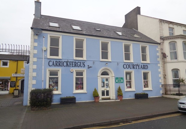 The Courtyard, 38 Scotch Quarter,, Carrickfergus, County Antrim, BT38 7DP