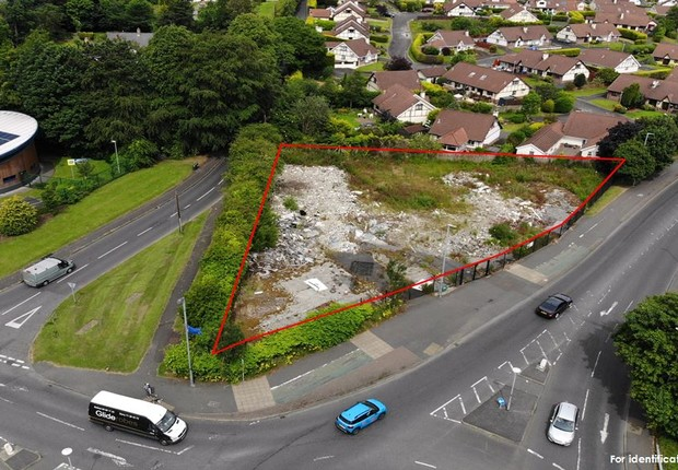 Branch Road Roundabout, Branch Road, Londonderry, County Londonderry, BT489 0NB