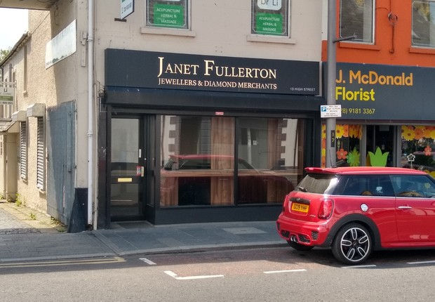 13A High Street, Newtownards, County Down, BT23 4JN