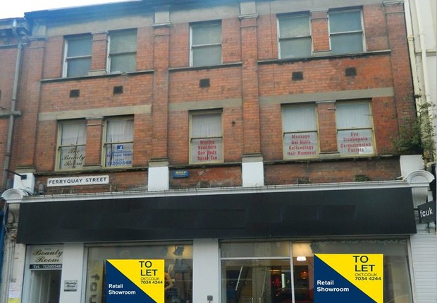 25 – 27 Ferryquay Street, Londonderry, County Londonderry, BT48 6JB