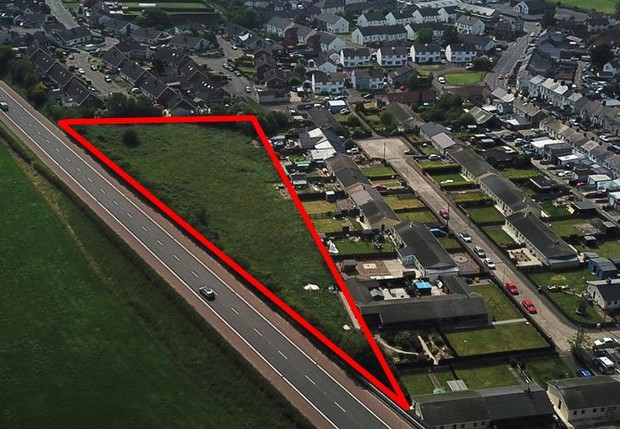 Lands at Collinview Drive / Templepatrick Road, Ballyclare, County Antrim, BT39 9PQ