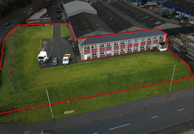 Springfarm Industrial Estate, Antrim, County Antrim, BT41 4NT
