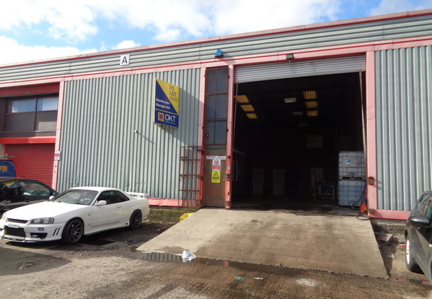 Unit 7, Somerton Industrial Park, Dargan Crescent, Belfast, County Antrim, BT3 9JB