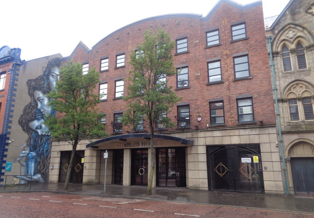 Charles House, 103 – 111 Donegall Street, Belfast, County Antrim, BT1 2FJ