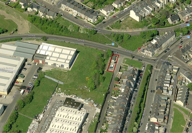 Site NW of 1 West End Park, Londonderry, County Londonderry, BT48 9JF
