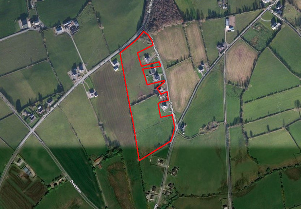 12.4 Acres of Agricultural Lands at Dundrain, Drumadooey, Burnfoot, Donegal, ROI