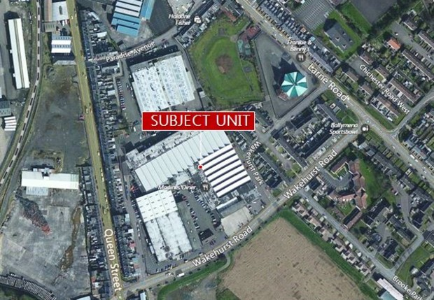Unit C12 Wakehurst Industrial Estate, Wakehurst Road, Ballymena, County Antrim, BT42 3AZ