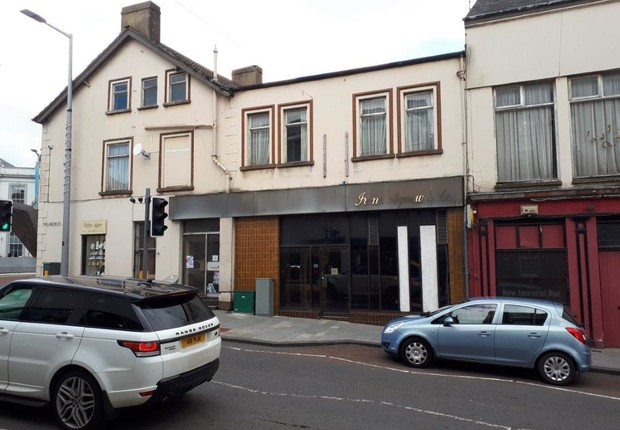 Church Street and Wellington Street, Ballymena, County Antrim, BT43 6AB