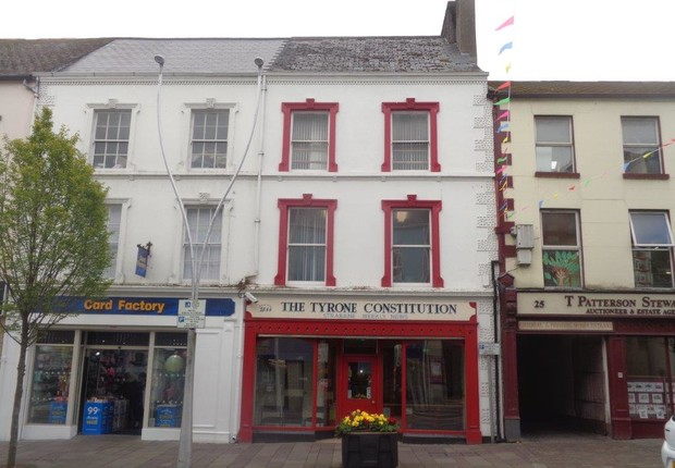 25 High Street, Omagh, County Tyrone, BT78 1BD